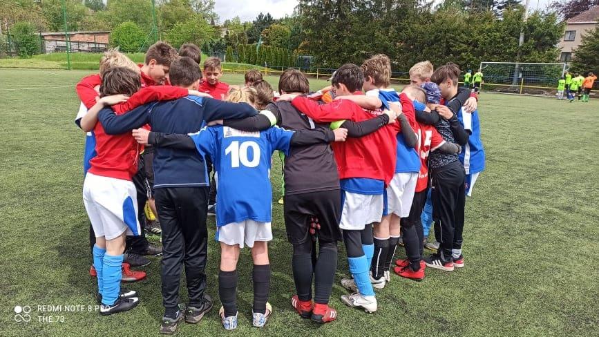 Read more about the article PU mladších žáků U13