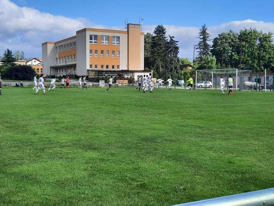 Read more about the article U19 si ve Rtyni vyšlápla na Solnici